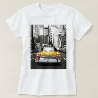 Amo NYC - taxi de Nueva York Playera