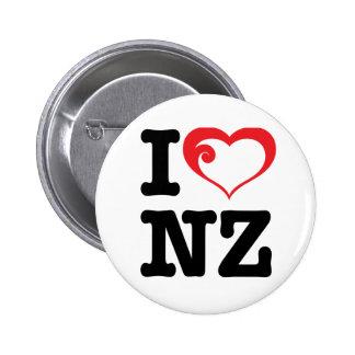 Amo NZ Pins