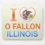 Amo O Fallon, IL Tapetes De Ratones