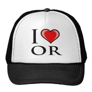 Amo O - Oregon Gorro