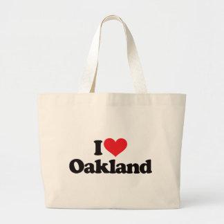 Amo Oakland Bolsa Tela Grande