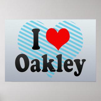 Amo Oakley Estados Unidos Impresiones