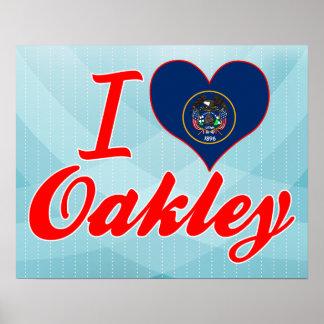 Amo Oakley Utah Impresiones