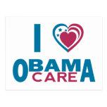 Amo ObamaCare Postal