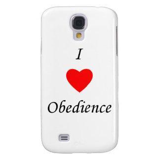 Amo obediencia