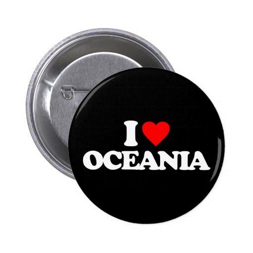 AMO OCEANÍA PIN