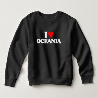 AMO OCEANÍA SUDADERA