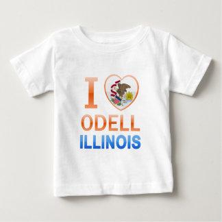 Amo Odell, IL Playeras