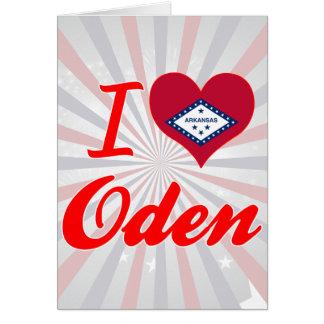 Amo Oden, Arkansas Felicitación
