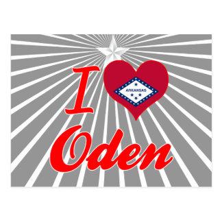 Amo Oden, Arkansas Postales