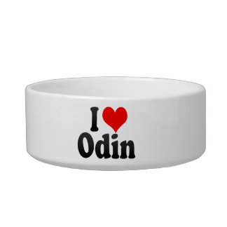 Amo Odin Tazones Para Comida Para Gato