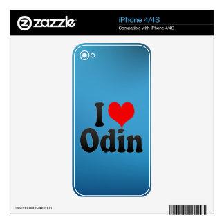 Amo Odin Calcomanías Para iPhone 4S