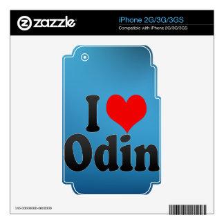Amo Odin Calcomanías Para iPhone 3G