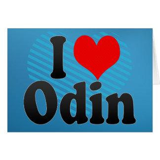 Amo Odin Tarjeta
