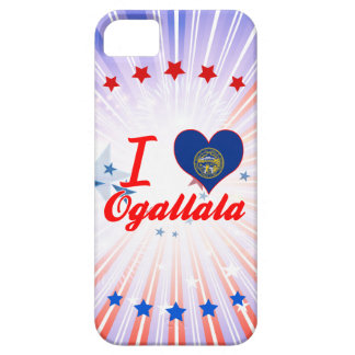 Amo Ogallala, Nebraska iPhone 5 Protectores