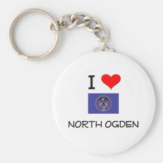 Amo Ogden del norte Utah Llaveros