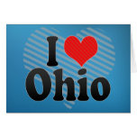 Amo Ohio Felicitacion