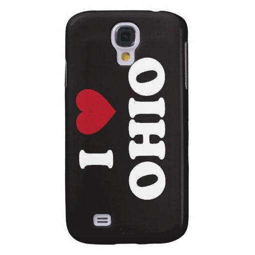 Amo Ohio Funda Para Galaxy S4