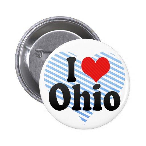 Amo Ohio Pin