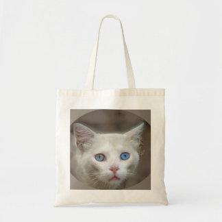 Amo ojos azules bolsa
