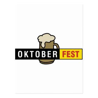 Amo Oktoberfest Postal