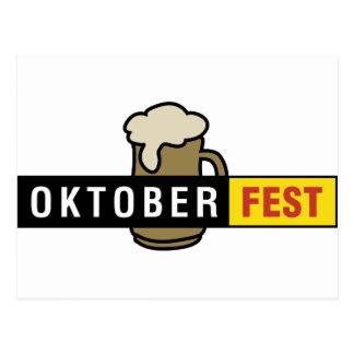 Amo Oktoberfest Postales
