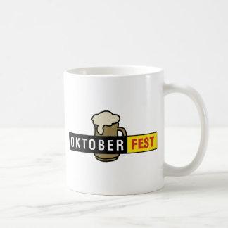Amo Oktoberfest Taza De Café