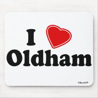 Amo Oldham Alfombrillas De Raton