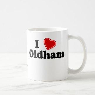 Amo Oldham Tazas De Café
