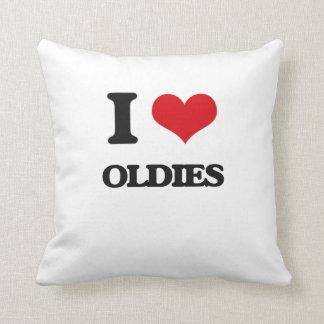 Amo Oldies Cojín