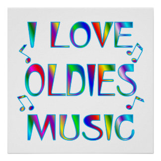 Amo Oldies Posters