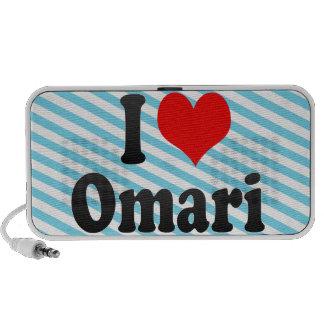 Amo Omari Mp3 Altavoz
