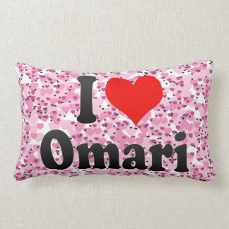 Amo Omari Almohada