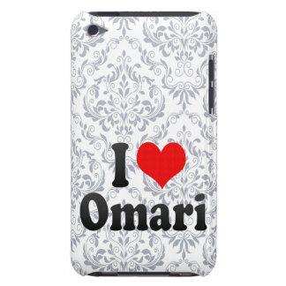 Amo Omari Barely There iPod Carcasa