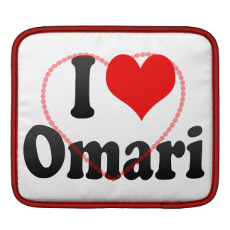 Amo Omari Manga De iPad