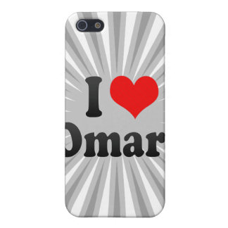 Amo Omari iPhone 5 Protector