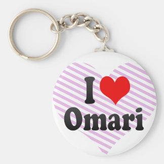 Amo Omari Llavero Personalizado