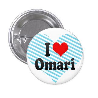 Amo Omari Pins