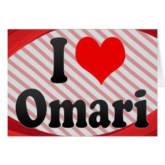 Amo Omari Felicitacion