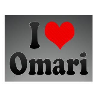 Amo Omari Postales