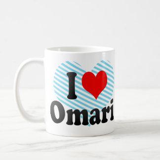 Amo Omari Taza De Café
