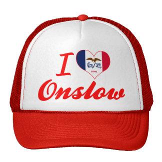 Amo Onslow Iowa Gorra