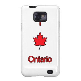 Amo Ontario Galaxy S2 Fundas