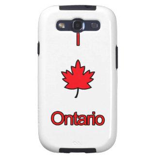 Amo Ontario Galaxy SIII Funda