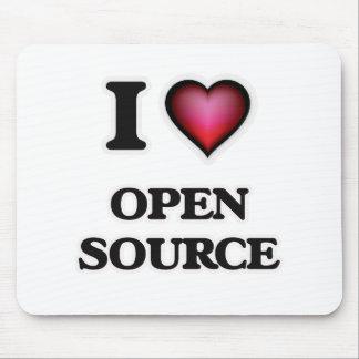 Amo Open Source Alfombrilla De Raton