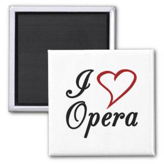 Amo ópera imanes