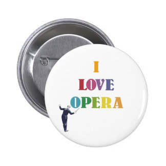 Amo ópera pin