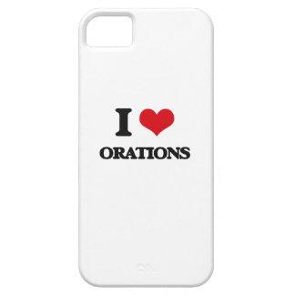 Amo oraciones iPhone 5 funda