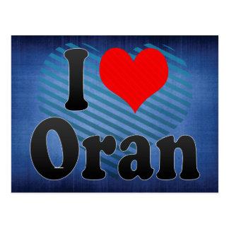 Amo Orán, Argelia Tarjeta Postal