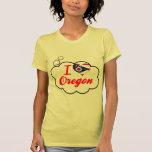 Amo Oregon, Ohio Camisetas